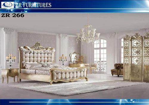 Royal Luxury Bedroom Furniture | ZR Furniture | Manufacturer ...