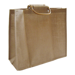 Handle Jute Shopping Bag