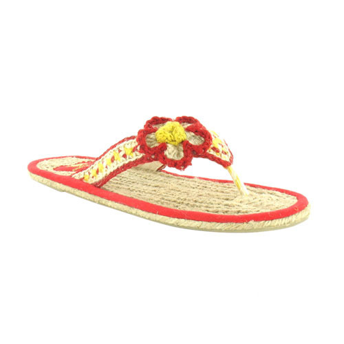 0f4d6b10c3180 Fancy Jute Slippers at Best Price in India