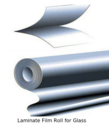 Laminate Film Roll for Glass