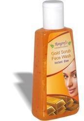 Gold Scrub Face Wash