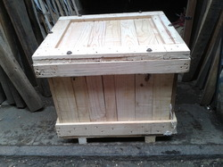 Wooden  Packaging Box For Machinery