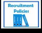Recruitment Policies Service
