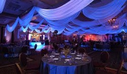 Fancy Wedding Tent