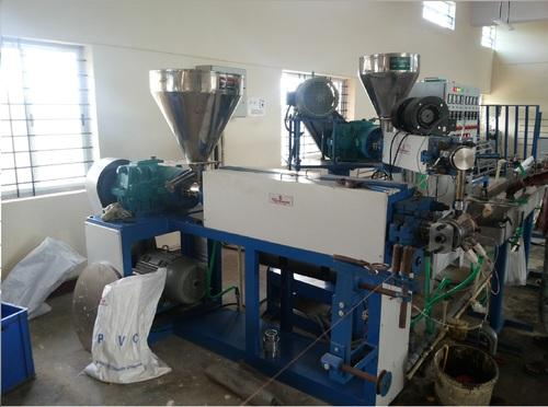 Skinning Amp Lining Extruder Machine 30mm Cable Extruder