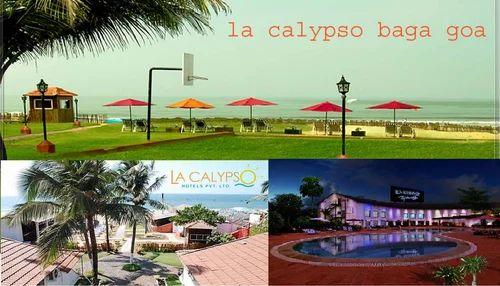 La Calypso Beach Resorts Baga North Goa