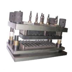Perforation & Embossing Tool Assly