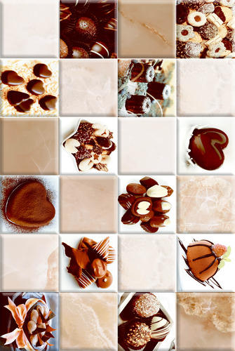 Kitchen Digital Wall Tiles