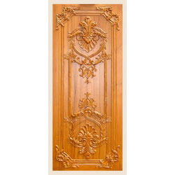 Wooden door designs indian style for Home front door design indian style