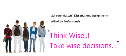 masters dissertation