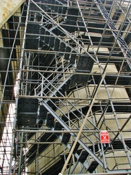 Cuplock Scaffolding - Cuplock Stair Case Tower Exporter from Mumbai