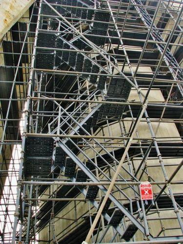 Cuplock Scaffolding Cuplock Stair Case Tower Exporter