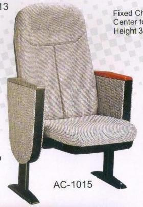 Auditorium and Multiplex Furniture - Auditorium Cushion Chair