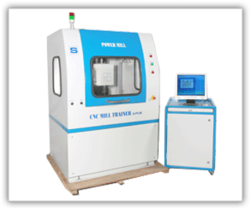 Education CNC Milling Machine