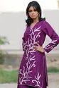 Ladies Raw Silk Suit