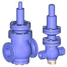Stop And Regulating Valves