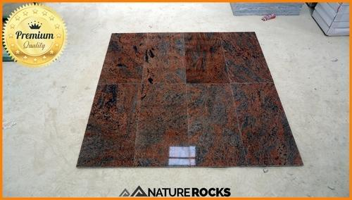 Red Multi-Color Granite