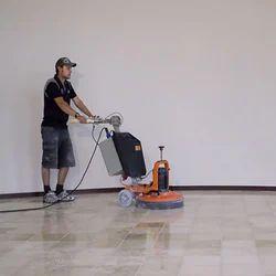 Floor Scrubbing Services