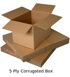 5 Ply Corrugated Boxes