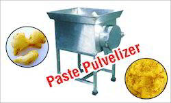 Garlic Paste Pulverizer