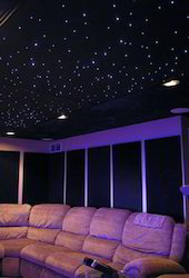 Home Theater Star Ceiling Fiber Optic Light