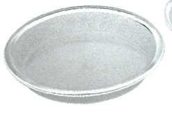 poly carbonate Chat Plate Round