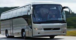 Volvo Coach Rental Service