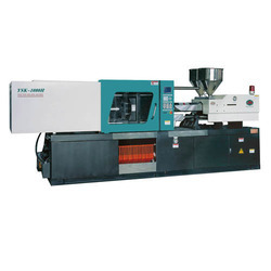 Double Color Plastic Molding Machine
