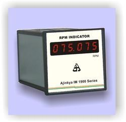6 Digit Rpm Indicator