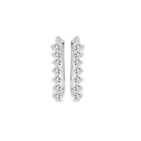 01b61c8c0 Tanishq Aveer 18kt White Gold Single Stud Earring For Men -> Source.  Diamond And Platinum Earrings Manufacturer From Indore