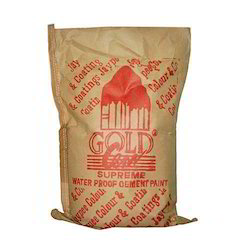 Cement Paint, Packaging Type: Bag