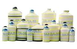 Liquid Nitrogen Container of IBP / IOCL Co