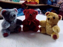 Teddy Bear Hanging