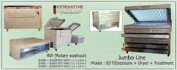 Printing Plates Machine
