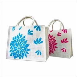Custom Printed Jute Bags