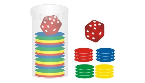 Ludo Coins & Boards - Ludo Coin Special Manufacturer from Delhi