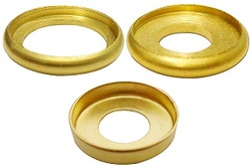Brass Check Rings