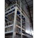 LDPE Tarpaulin Film Extrusion Plant