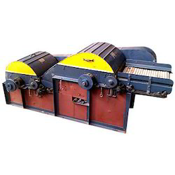 Double Roller Fiber Opening Machine