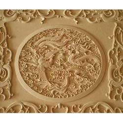 Wood Carving Job Work Mdf Caving Manufacturer From New Delhi