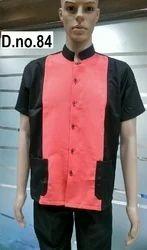 Pink Colour Service Uniforms
