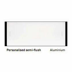 Personalized Semi Flush Aluminium