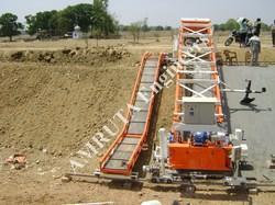 Electrical Paver Machine