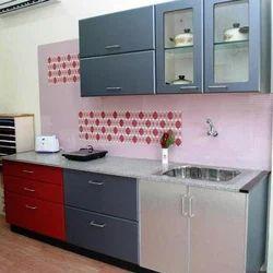 Chilliez Straight Line Modular Kitchen