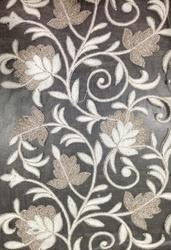Traditional Designer Dye Able Net Embroidery Fabric
