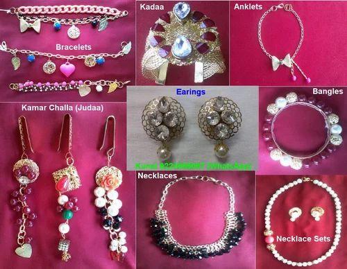 77b9b8ba08f942 Handmade Artificial Fancy Fashion Jewellery at Rs 1 /pieces ...