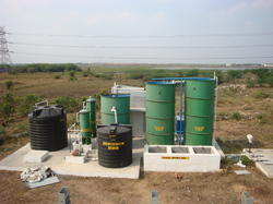 Sullage Waste Treatment