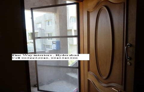 Aluminum Framed Mesh Doors View Specifications Details Of