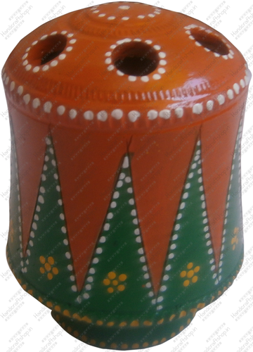 Terracotta Pen Stand Handicraft Shop India Manufacturer In Parul