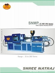 Bubble Top Caps Injection Moulding Machine